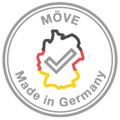 Möve Qualitätsmerkmale: Made in Germany