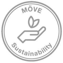 Möve Qualitätsmerkmale: Sustainability