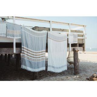 Handtuch, Strandtuch, Decke oder Schal - The Belgian Towel